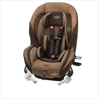 convertible car seat evenflo momentum 65 dlx convertible car seat featuring surelatch. Black Bedroom Furniture Sets. Home Design Ideas