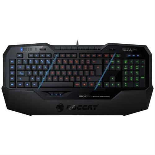 Roccat ROC-12-902 Isku FX Gaming Keyboard - Multicolor