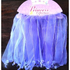 Tanday Purple/Lavender Ballerina Tutu Skirt for Baby Toddlers & Girls .