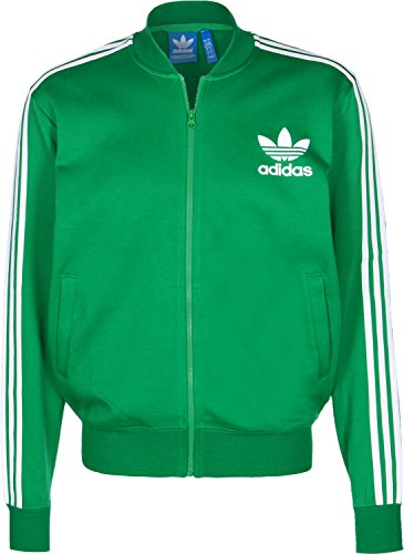 adidas ADC Fashion TT Giacca green/white