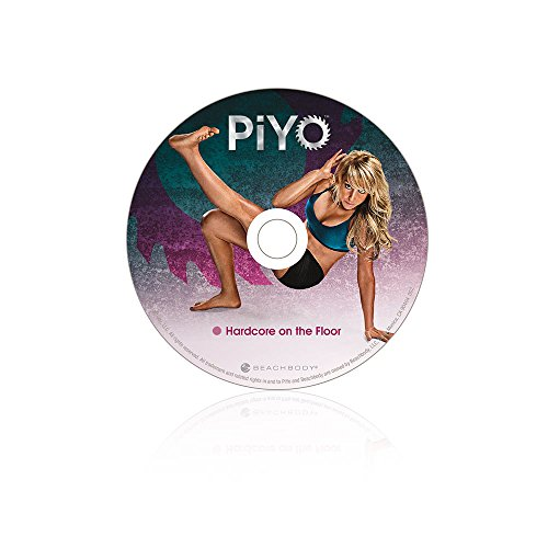 Review Chalene Johnson's PiYo Hardcore on the Floor DVD Workout