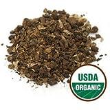 Starwest Botanicals Organic Dandelion Root Roasted C/S, 1 Pound