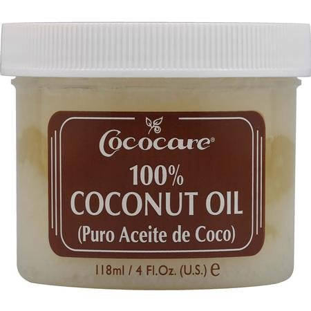 Cococare Coconut Oil -- 4 fl oz