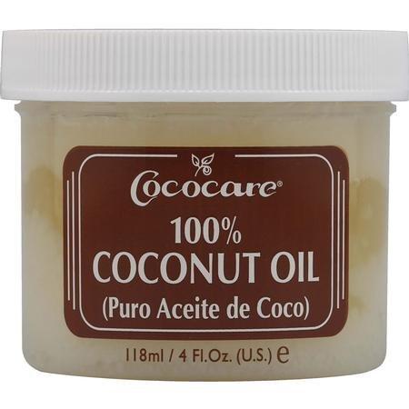 Cococare Coconut Oil -- 4 fl oz