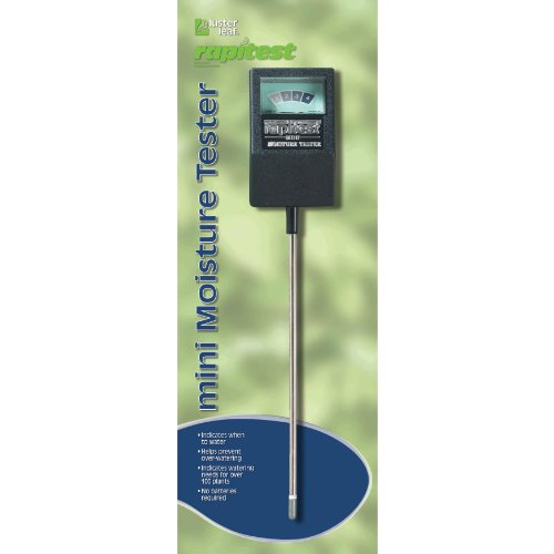 Best Price Rapitest Mini Moisture Tester - Prevents Over Watering
