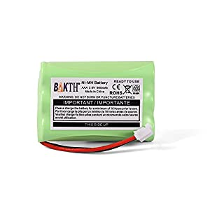 bakth 900mah 3 6v ni mh replacement battery for motorola mbp33 m. Black Bedroom Furniture Sets. Home Design Ideas