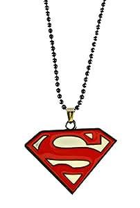 ESHOPPEE Designer superman locket for men & women