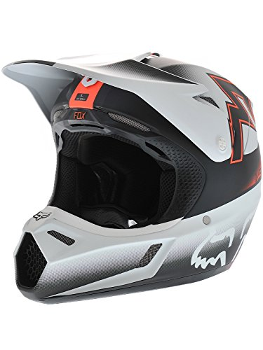Fox Orange 2015 V3 Franchise MX Helmet