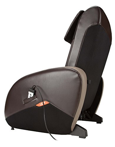 iJOY® Active 2.0 Massage Chair (Espresso/Gray)
