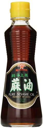 Kadoya Pure Sesame Oil, 11 Ounce