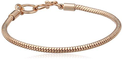 Damen-Armband Messing, rosegold