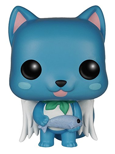 Funko-POP-Anime-Fairy-Tail-Happy-Action-Figure