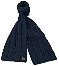 Goorin Bros. Men\'s Aegean Cold Sea Weather Scarf, Navy, One Size