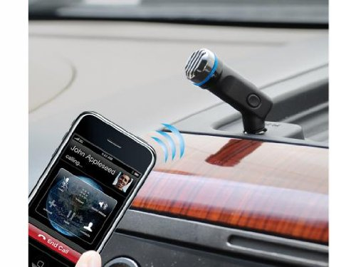 Scosche motorMOUTH Plug and Play Bluetooth Handsfree and Streaming Audio Car Kit