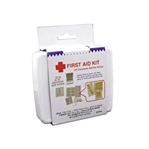 First aid kit - Pack of 24