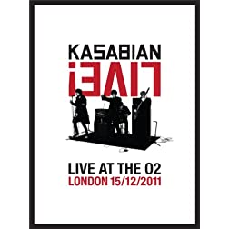 Live! Live at the O2 DVD / CD