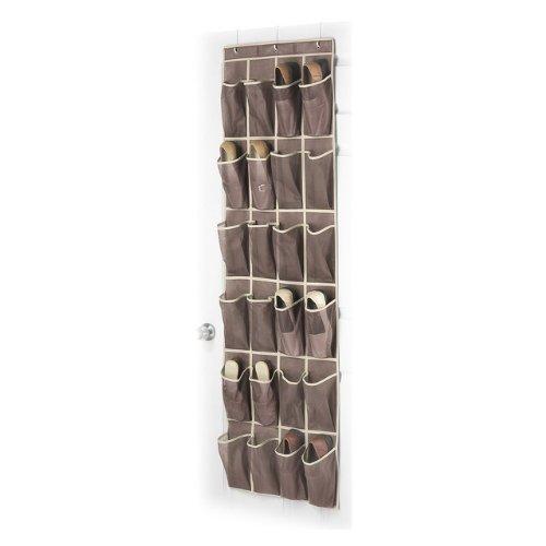 New over the door shoe organizer rack metal 24 hanging Over the door shoe organizer
