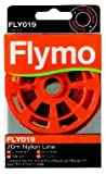 Trimmer Line: Flymo 20m FLY019 Cordless MultiTrim, Multi Trim, MultiTrim Revolution, Twist 'n' Edge, Mini Trim Auto, Auto Plus +, Contour, Power Trim, Sabre Trim, Contour Power Plus Cordless, Revolution Genuine: Nylon Line 20m Cordless MultiTrim CT2