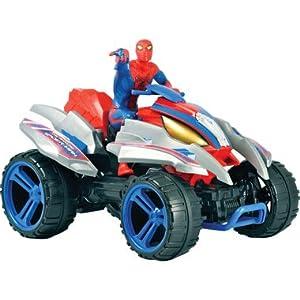 Spiderman radio control action quad toys - Quad spiderman ...