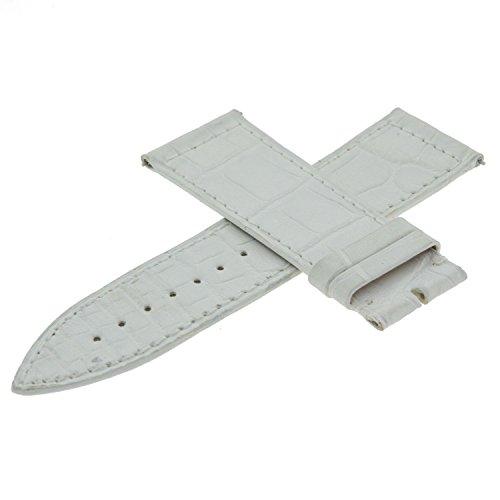 franck-muller-25d-24-22-mm-blanc-bracelet-en-cuir-alligator-pour-homme