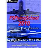 FSFlyingSchool 2010 Add-On for Microsoft Flight Simulator X FSX and FS2004