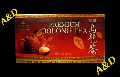 Premium Wu Yi Oolong Weight Loss Tea Diet Tea 2 Boxes