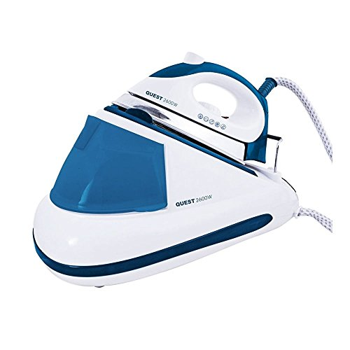 amazing-deal-super-powerful-2600w-quest-steam-generator-iron-blue-teal