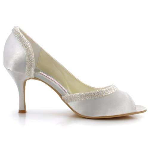 ElegantPark-Women-Peep-Toe-Beading-High-Heel-Satin-Wedding-Bridal-Dress-Shoes