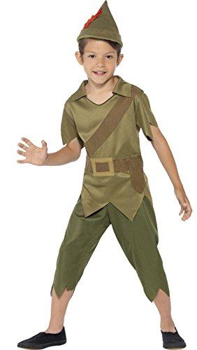 Robin Hood Costume - Small Age 4-6