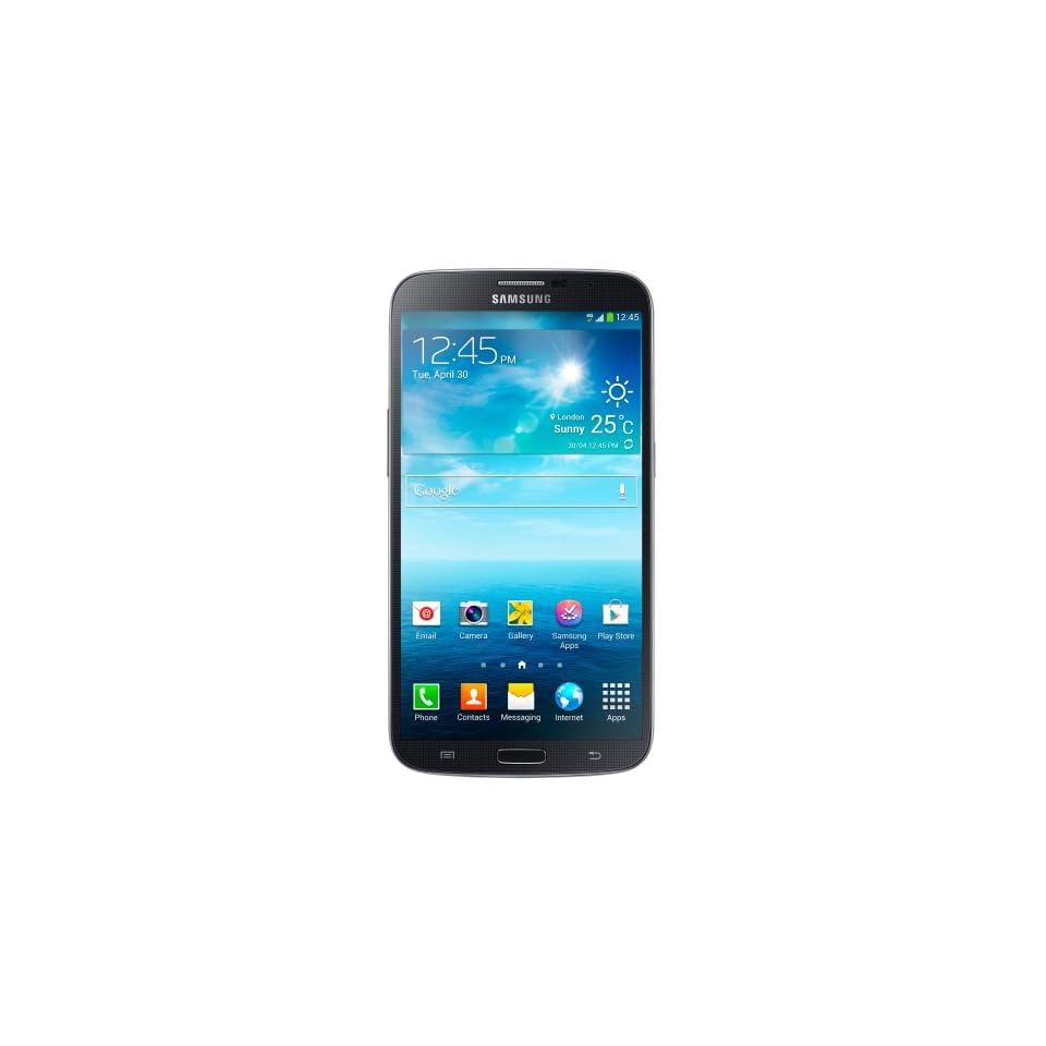 "Samsung Galaxy Mega i9205 Unlocked Phone Large screen 6.3"" International Version/Warranty Black Cell Phones & Accessories"