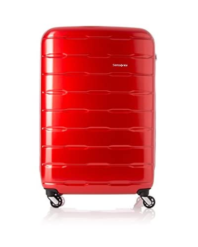 Samsonite Trolley Rigido Spin Trunk   77  cm [Rosso]