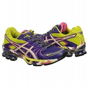 ASICS Women's GEL-Sendai Running Shoe,Purple/White/Silver,11 M US