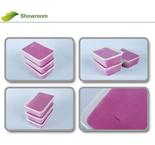 Paraffin Wachs Block Lavendel - 4