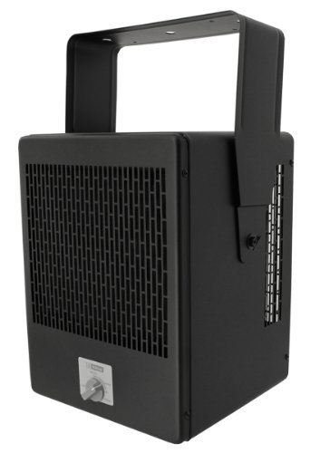 King Ekb2440Tb 240-Volt 4000-Watt Garage Heater The Perfect Garage Or Shop Heater For Occasional, Temporary Comfort Heating Operation Range 40 To 80 Degrees F Rigid Muscovite Mica Construction With 80-20 Ni-Chrome Heating Wire