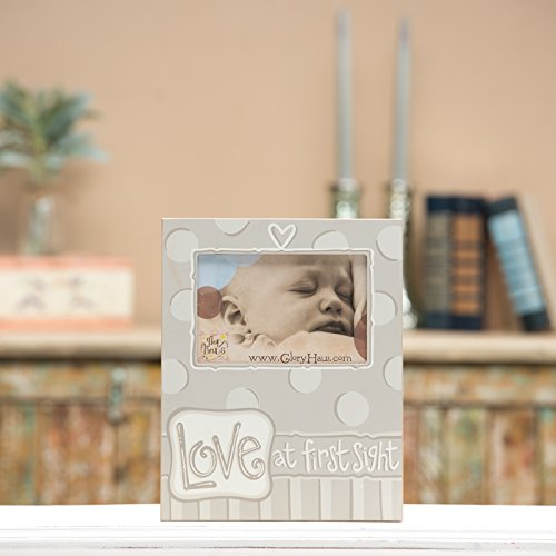 Glory Haus Love at First Sight Frame, 8 x 10-Inch