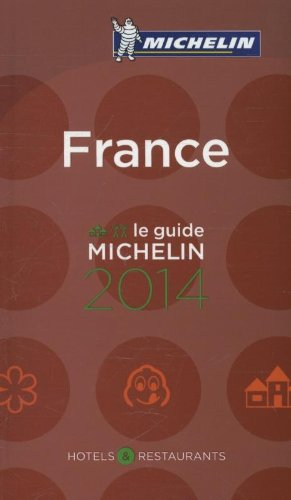 MICHELIN Guide France (in French) (Michelin Guide/Michelin) (French Edition)