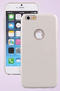 """Ultra Slim Back cover for IPhone 6 - Cremy white color - 4.6"""""""