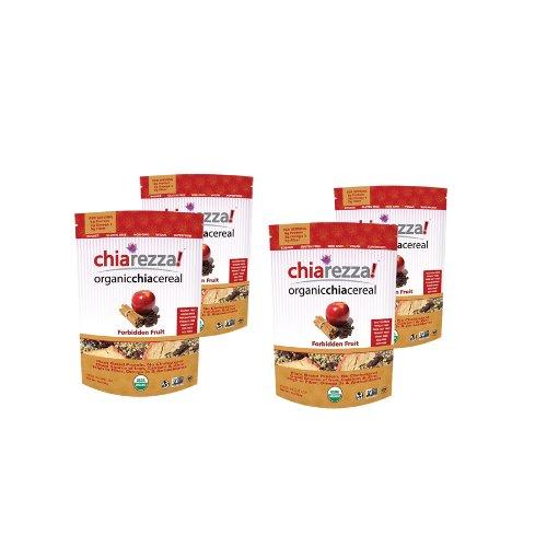 Chiarezza! - Forbidden Fruit - Organic Chia Cereal - 4Pk