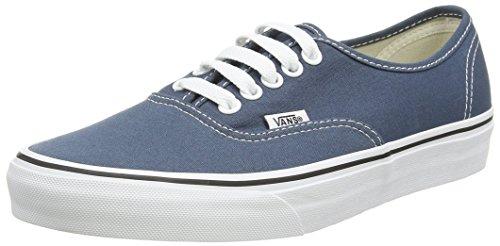 Vans Unisex-Erwachsene Authentic Outdoor Fitnessschuhe, Blau (orion blue/true white), 34.5