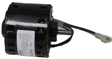 Broan S90,Hs90, Ms90 Vent Fan Motor # 99080273; 1500 Rpm, 0.56 Amps, 120V 60Hz. front-594845