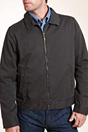 Blue Harbour Pure Cotton Harrington Jacket [T16-7459B-S]