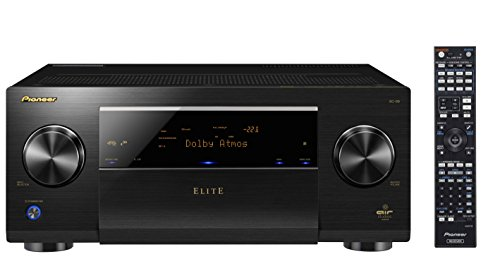 Pioneer Elite SC-99 9.2 Channel Networked Class D3 AV Receiver with Built-in Bluetooth, Wi-Fi & Dolby Atmos