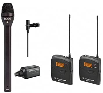 Sennheiser Wireless EW 100 ENG G3 Combo System and