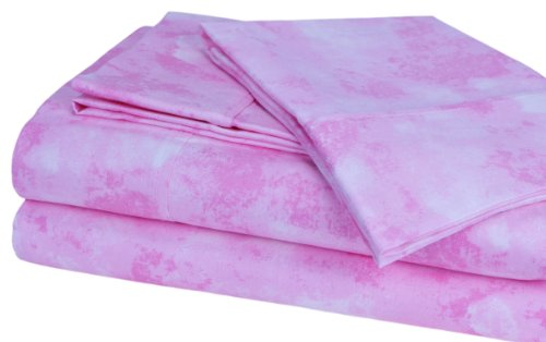 Pink Queen Size Sheets front-412447