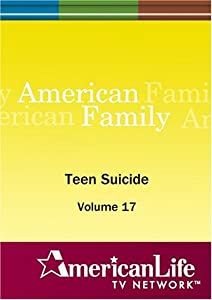 Teen Suicide Volume 17