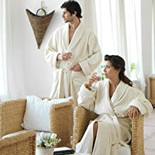 Zen-Spa Bathrobe