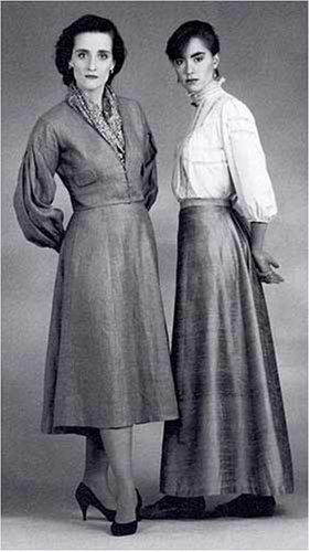 Folkwear Pattern 209: Walking Skirt