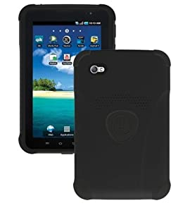 Trident Aegis Hybrid Case for Samsung Galaxy Tab - Black