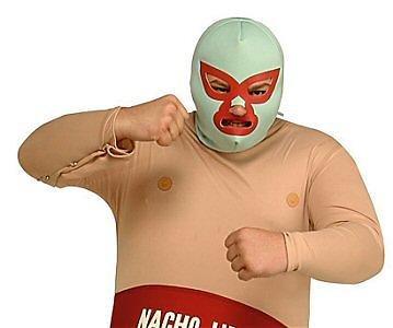 Adult Nacho Libre Mask