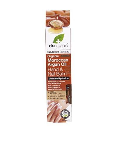 Dr Organic Tratamiento de Manos y Uñas Moroccan Argan Oil 100 ml